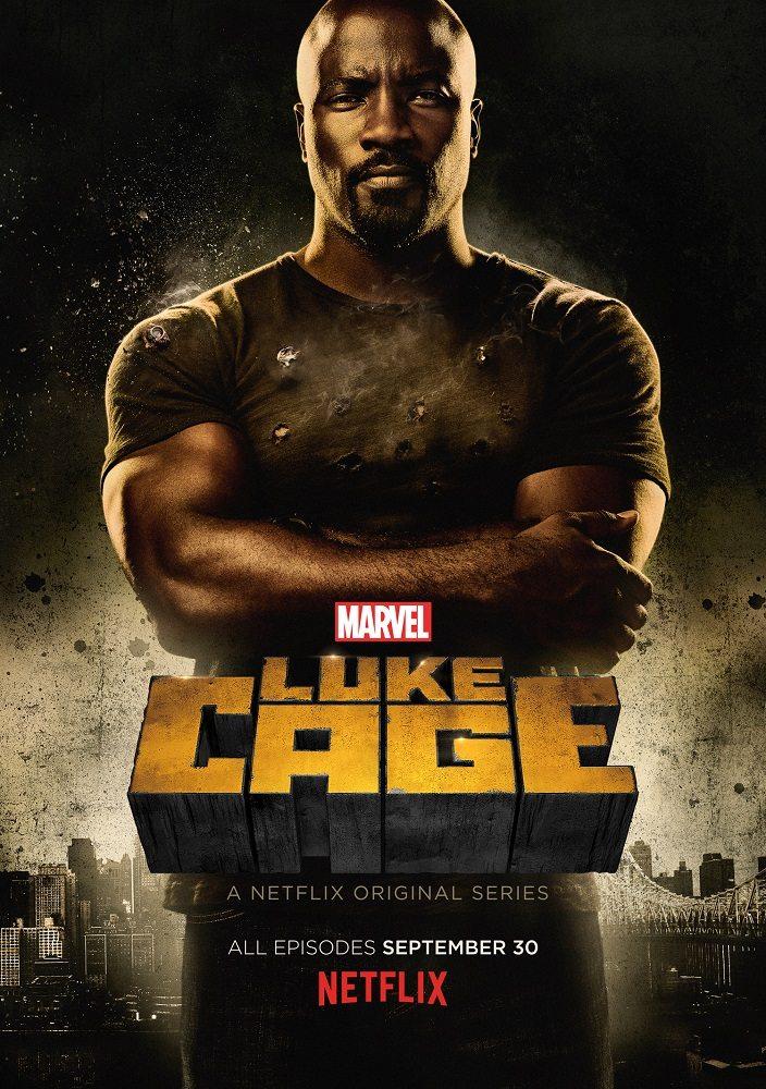 Marvel's Luke Cage es renovada para una segunda temporada en Netflix