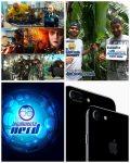 Legalmente Nerd: Hablando del iPhone 7 con Los Amanecios