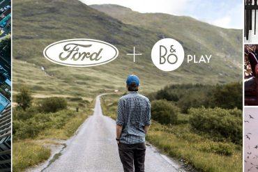 Ford HARMAN y B&O Play