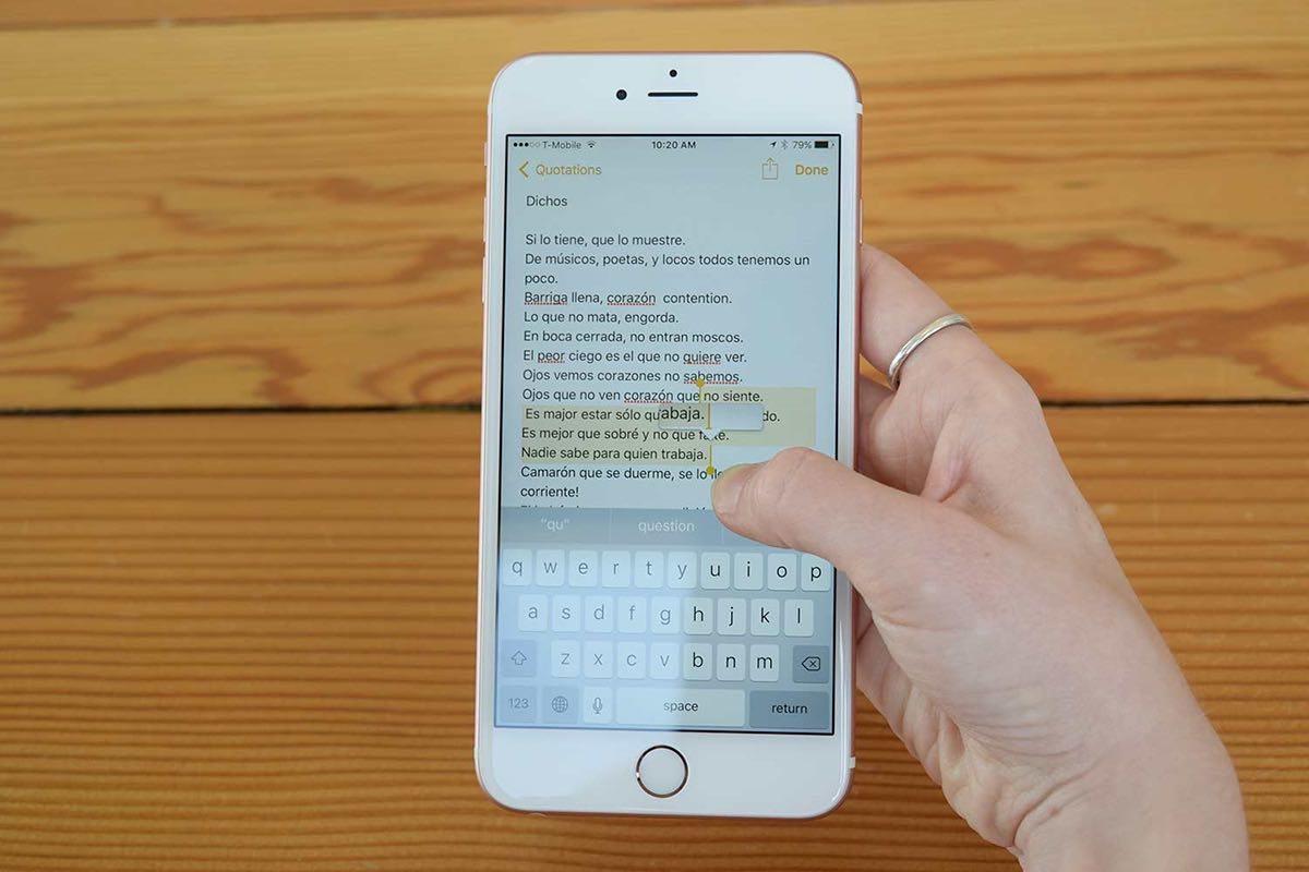 47b2a8f95ac iOS esconde modo de teclado para escribir con una sola mano | QiiBO