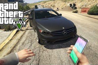 Galaxy Note 7 como bombas en Grand Theft Auto con este mod