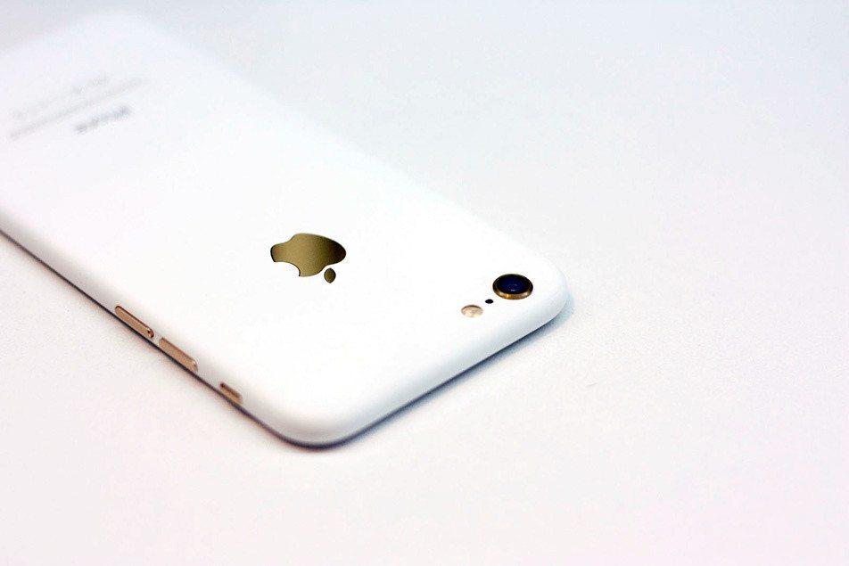 iPhone 7 Jet White reporte