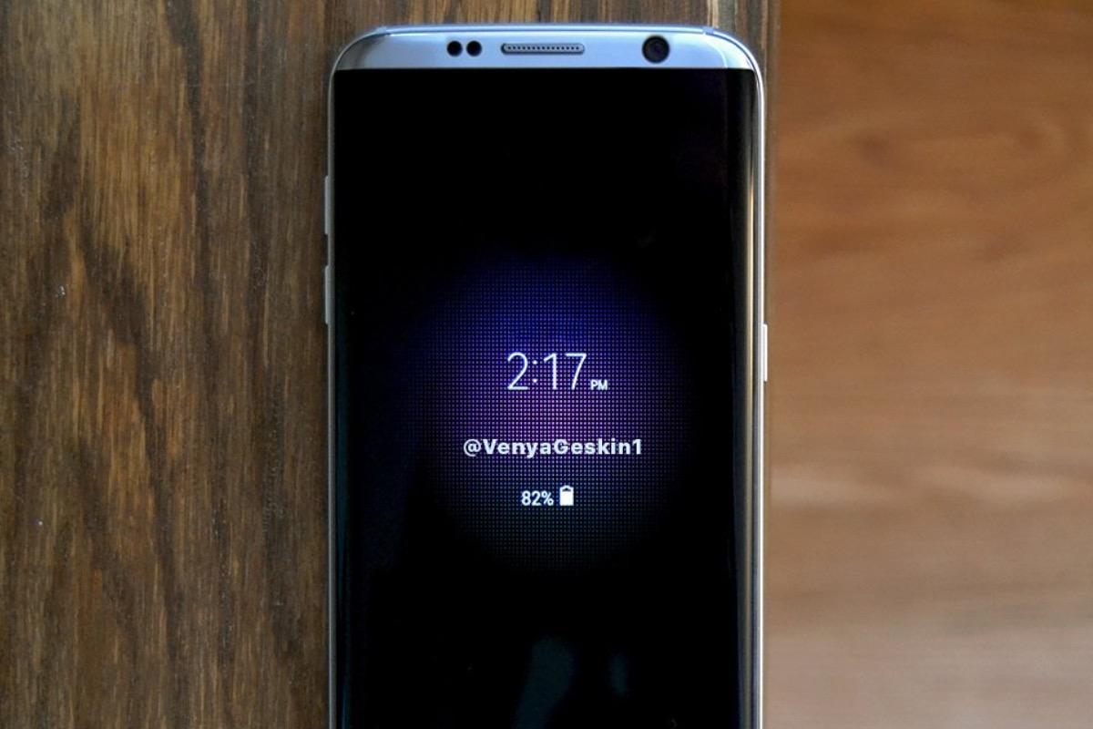 Concepto Galaxy S8