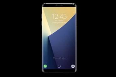 Concepto Samsung Galaxy S8