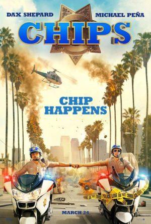 Película CHiPS - Patrulla Motorizada