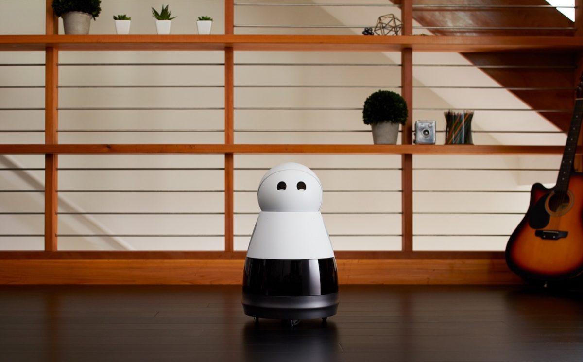 Robot Kuri Mayfield Robotics