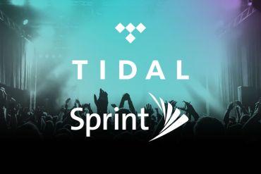 Sprint compra Tidal
