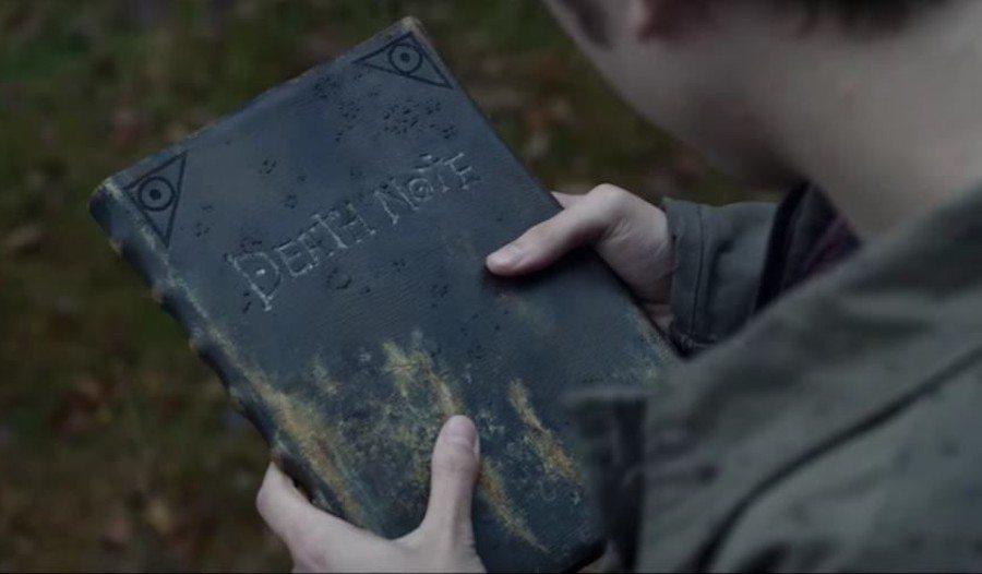Death Note Netflix trailer