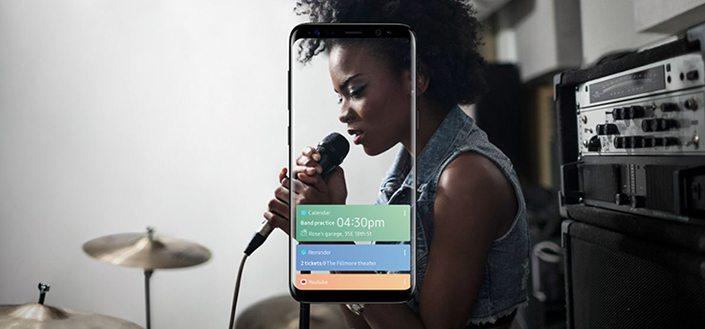 Bixby - Samsung Galaxy S8