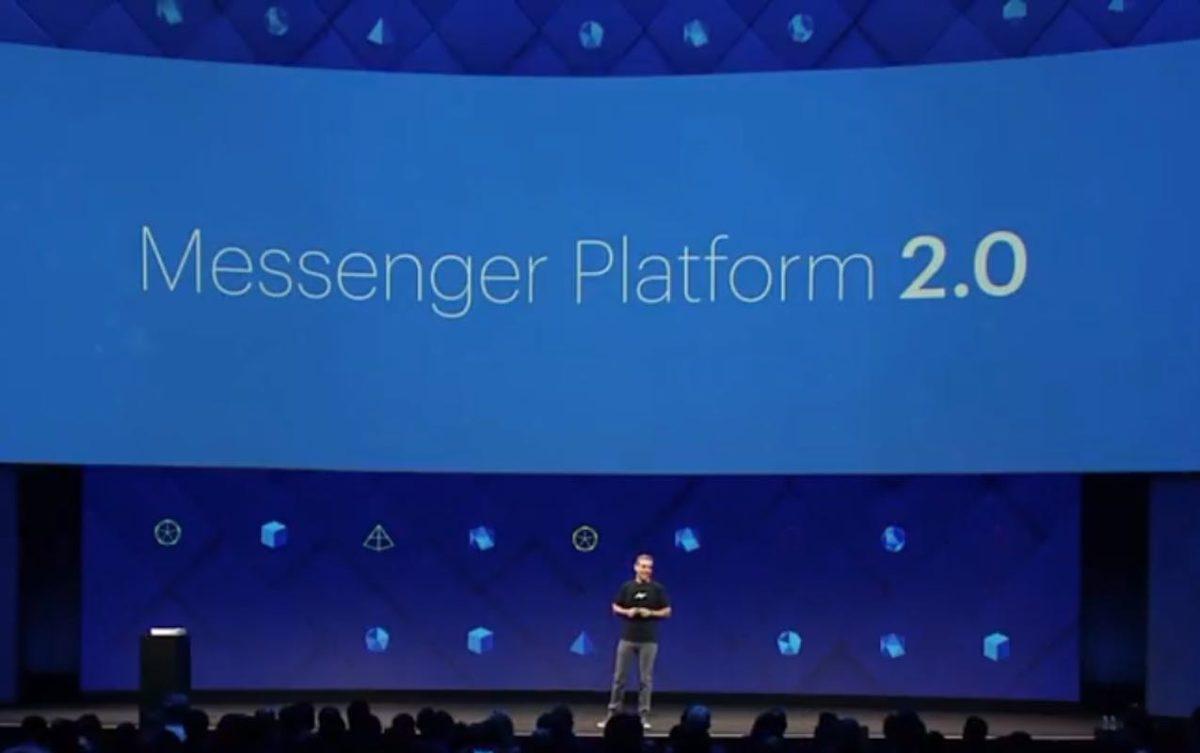 Facebook Messenger 2.0