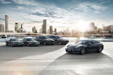 Porsche Rewards Garaje Europa