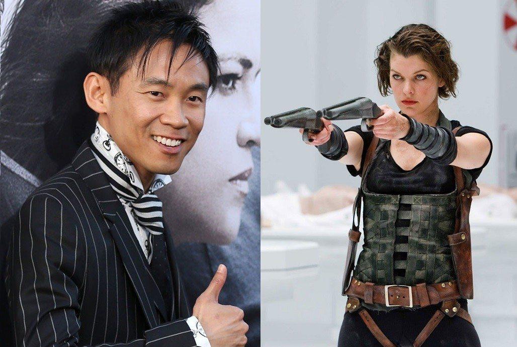 James Wan Resident Evil