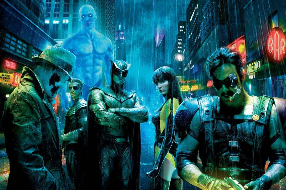 En desarrollo serie de Watchmen para HBO