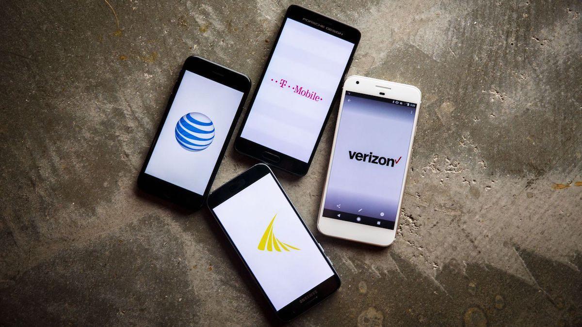 T-Mobile Sprint fusión