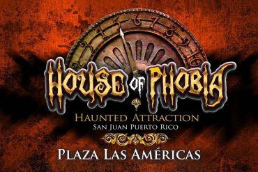 House of Phobia V