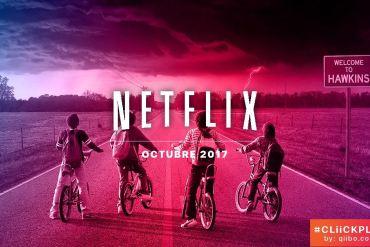 Netflix en octubre 2017