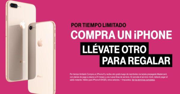 T-Mobile PR iPhone ofertas 2017