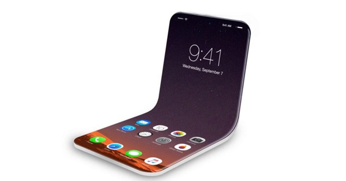 iPhone que se doble - iPhone Plegable