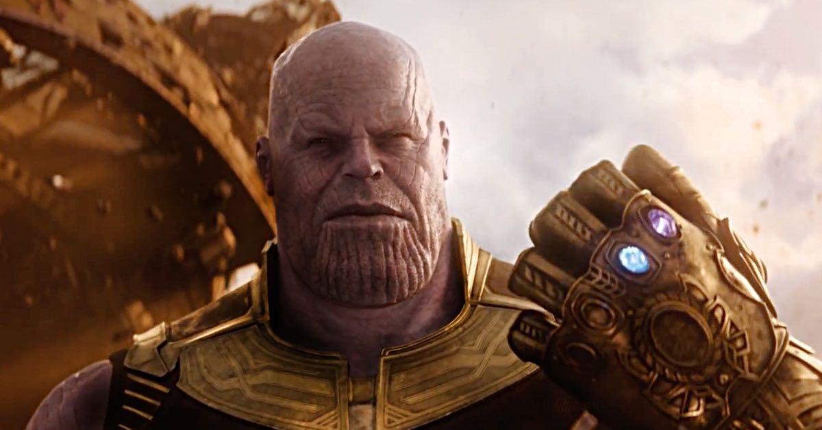 Thanks - Avengers: Infinity War
