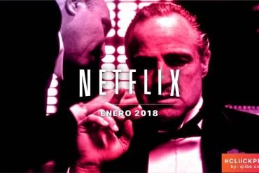 Nuevo en Netflix enero 2018