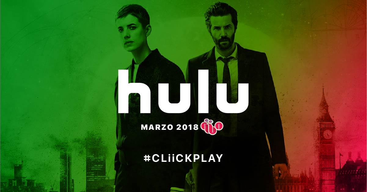 Nuevo en Hulu Marzo 2018