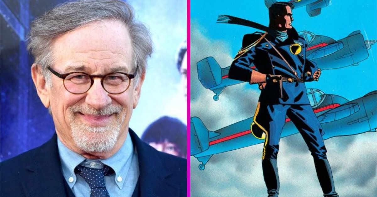 Steven Spielberg película Blackhawk