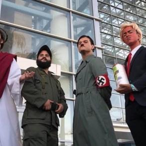 Hitler Puerto Rico Comic Con
