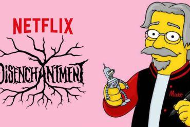 Netflix Disenchantment