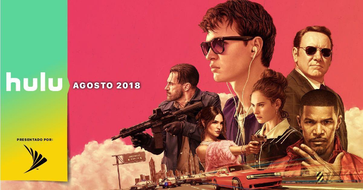 Estrenos Hulu agosto 2018