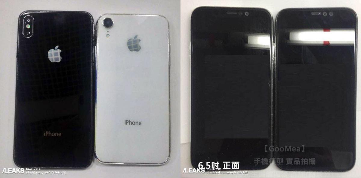 iPhone 2018 - iPhone X Plus