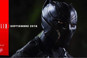 Netflix en septiembre 2018