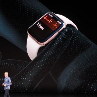 Apple Watch Series 4Apple Watch Series 4