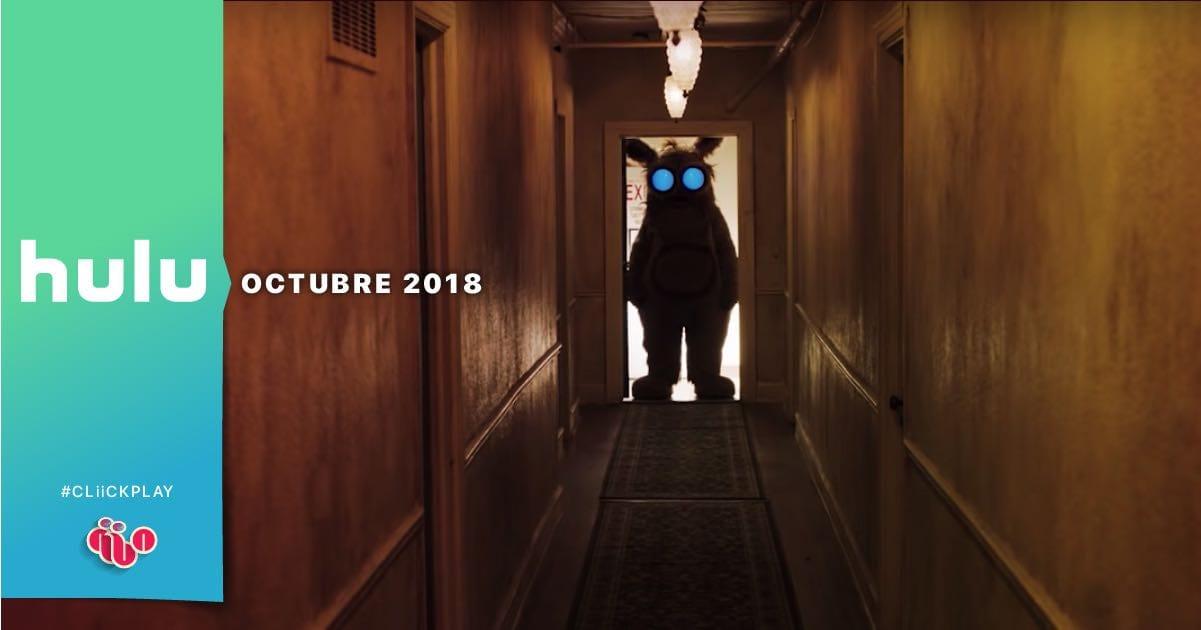 Estrenos Hulu octubre 2018