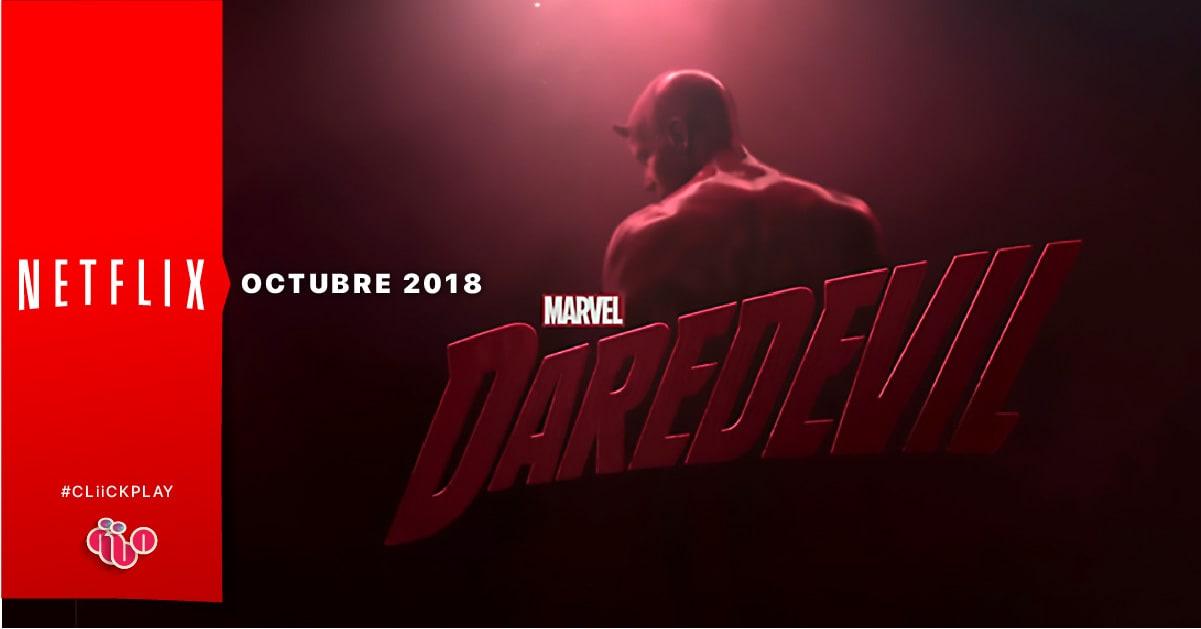 Nuevo en Netflix octubre 2018