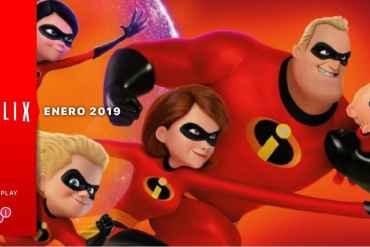 Nuevo en Netflix enero 2019