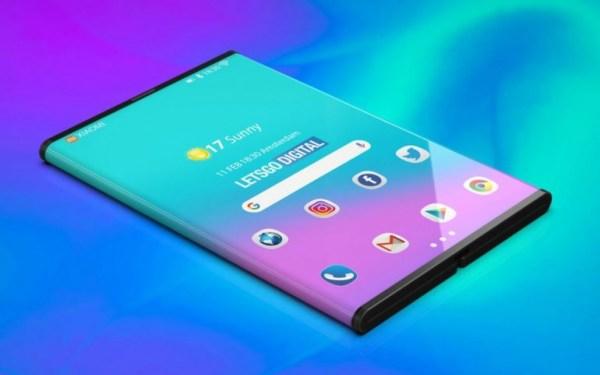 Teléfono plegable Xiaomi Mi Flex