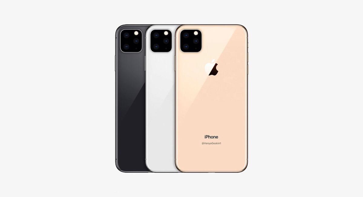 iPhone XI 2019 concpeto