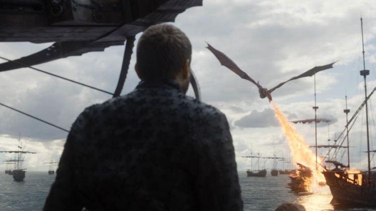 Pilou Asbaek Euron Greyjoy  - Resumen Game of Thrones: The Bells (S0805)