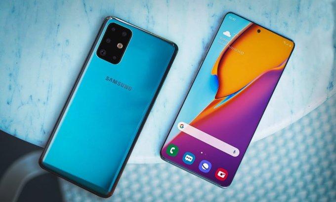 Render Samsung Galaxy S11