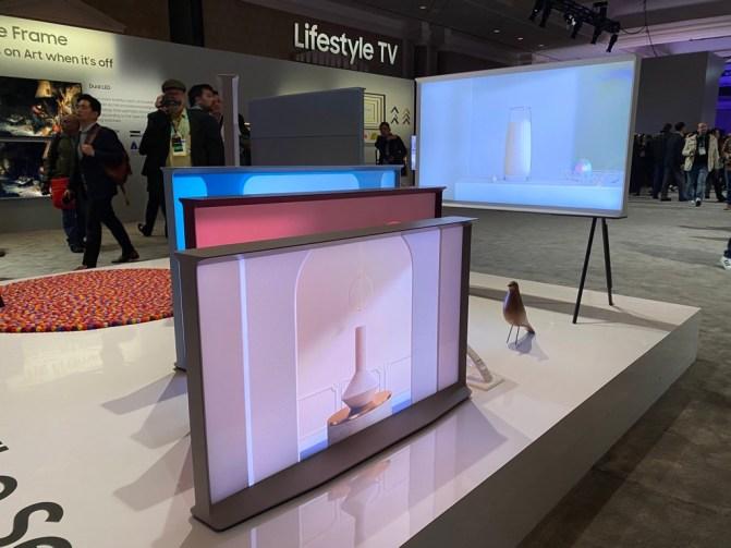 Samsung TV CES 2020