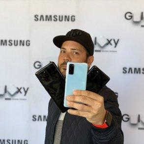 Primeras impresiones Samsung Galaxy S20