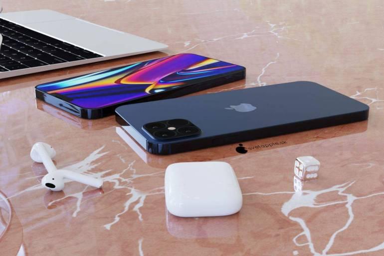 iPhone 12 azul marino Navy BLue