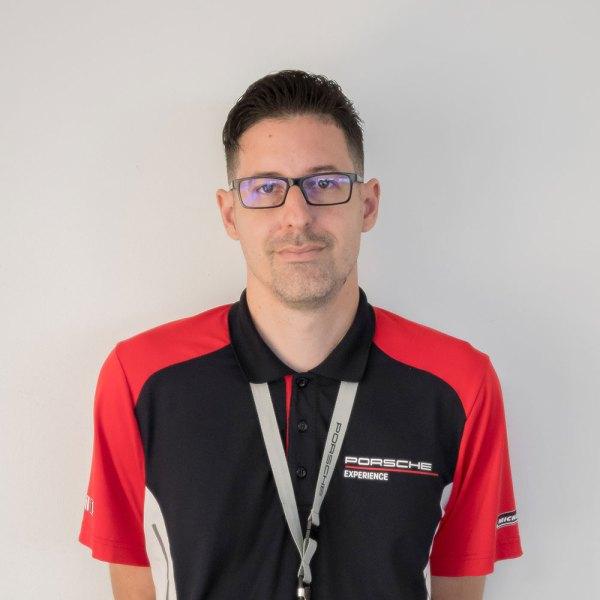 Giovanni Román Delgado - Porsche eSports Puerto Rico