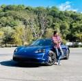 Porsche Taycan: Una aventura eléctrica, veloz y llena de adrenalina