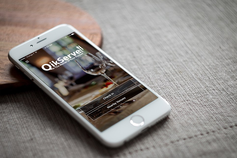 QikServe launches integration solution for mobile ordering and payment