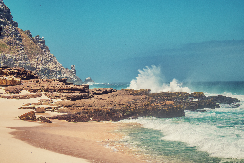 Cape Point/Cape of good Hope