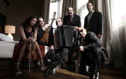 Quinteto Tango Extremo