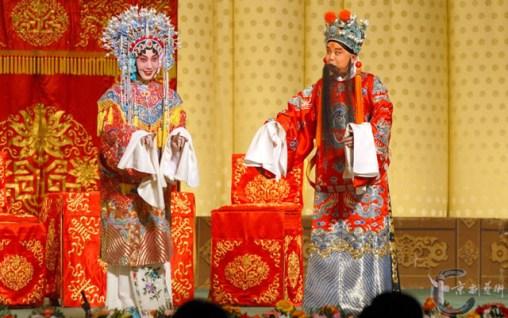 Peking Opera Qingdao China