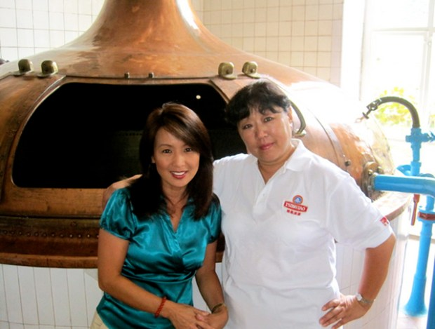 Impressions of Qingdao Nancy Loo Tsingtao Brewery