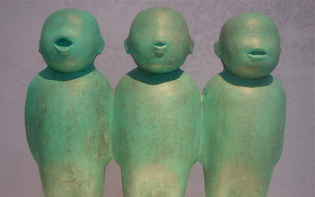 Sculpture Exhibition at 1919 Gallery Taidong Qingdao